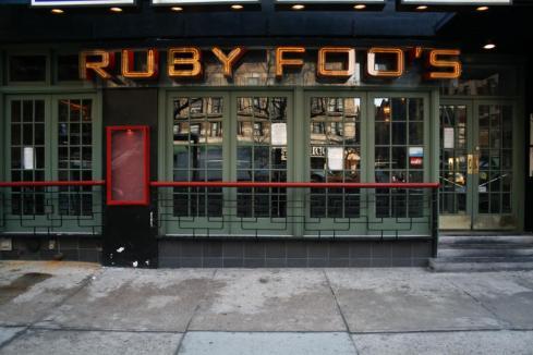 Ruby Foo's, Upper West Side